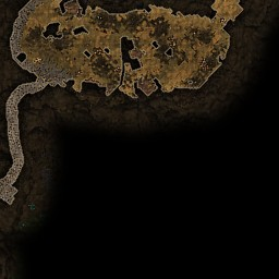 Voldrak, the Destroyer - Grim Dawn World Map
