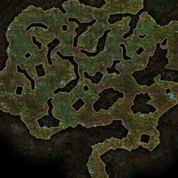 Sicrix, the Skittering - Mountain Deeps - Bounty Target - Grim Dawn