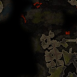 Ruins of Abyd Rift - Ruins of Abyd - Riftgate - Grim Dawn World Map