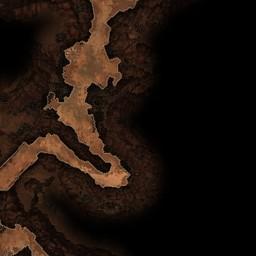 Callagadra, Scion of the Sands - Grim Dawn World Map