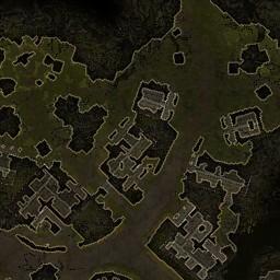 Scorv's Personal Items - Barrowholm - Locked Chest - Grim Dawn World Map