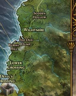 Grim Dawn World Map Grim Dawn World Map